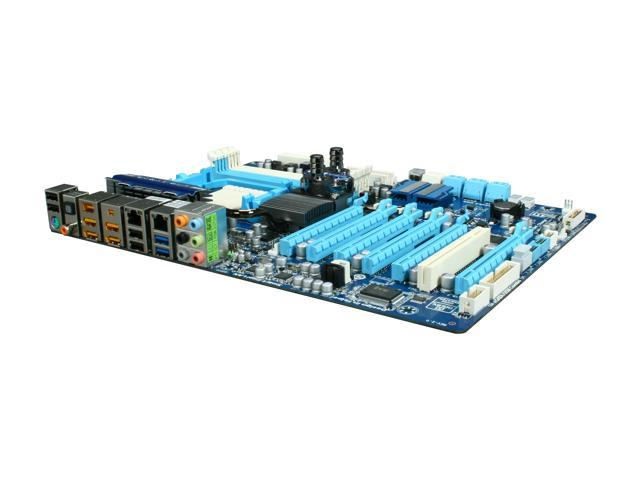 GIGABYTE GA-890FXA-UD7 AM3 AMD 890FX SATA 6Gb/s USB 3.0 XL ATX AMD Motherboard