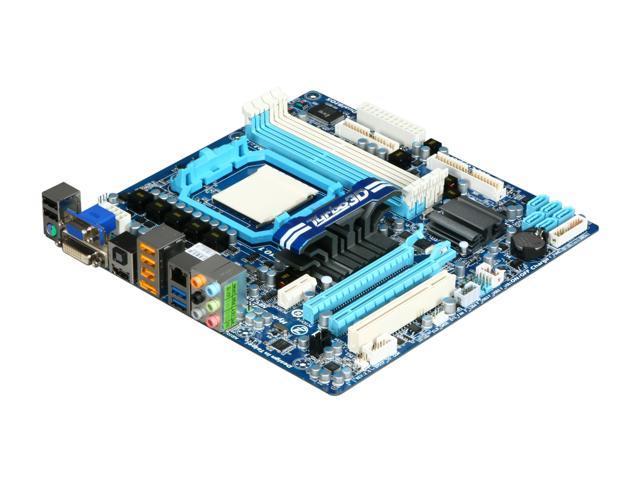 GIGABYTE GA-880GMA-UD2H AM3 AMD 880G SATA 6Gb/s USB 3.0 HDMI Micro ATX AMD Motherboard