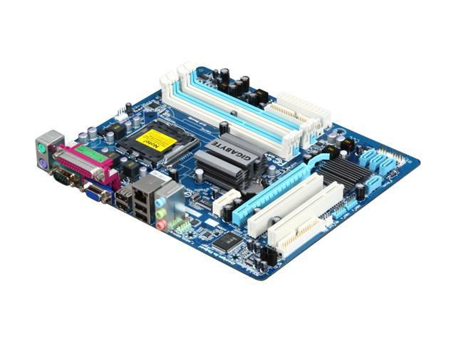 GIGABYTE GA-G41M-Combo LGA 775 Intel G41 Micro ATX Intel Motherboard