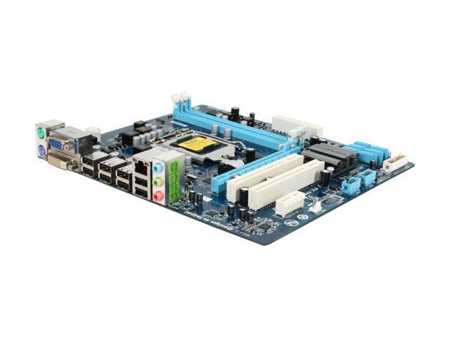 GIGABYTE GA-H55M-S2V Micro ATX Intel Motherboard