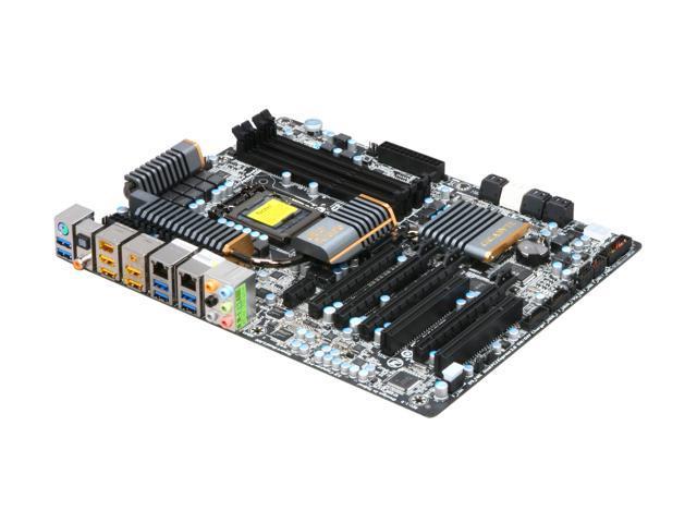 GIGABYTE GA-P67A-UD7 LGA 1155 Intel P67 SATA 6Gb/s USB 3.0 ATX Intel Motherboard