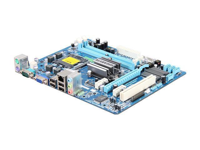 GIGABYTE GA-G41MT-S2P LGA 775 Intel G41 Micro ATX Intel Motherboard
