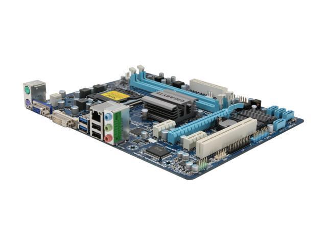 GIGABYTE GA-G41MT-USB3 LGA 775 Intel G41 USB 3.0 Micro ATX Intel Motherboard
