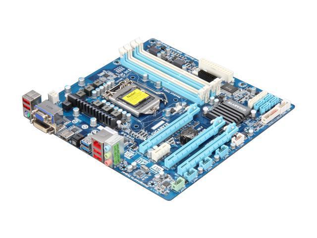 GIGABYTE GA-Z68MA-D2H-B3 LGA 1155 Intel Z68 HDMI SATA 6Gb/s USB 3.0 Micro ATX Intel Motherboard