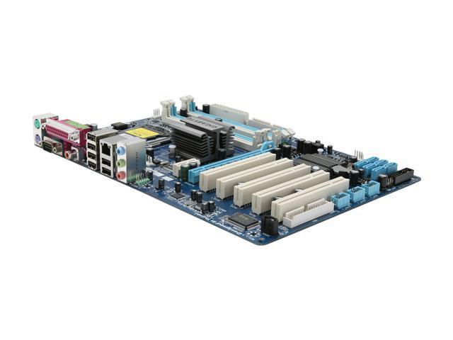 GIGABYTE GA-P45T-ES3G LGA 775 Intel P45 ATX Intel Motherboard