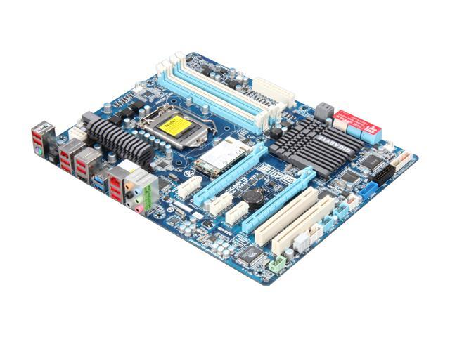 GIGABYTE GA-Z68XP-UD3-iSSD LGA 1155 Intel Z68 HDMI SATA 6Gb/s USB 3.0 ATX Intel Motherboard