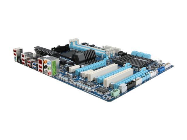 GIGABYTE GA-990XA-UD3 ATX AMD Motherboard
