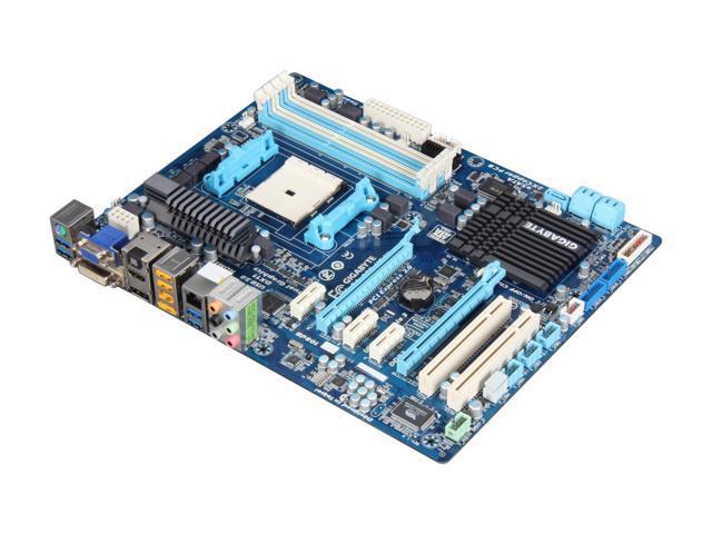 GIGABYTE GA-A75-UD4H ATX AMD Motherboard