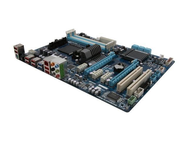 GIGABYTE GA-970A-D3 AM3+ AMD 970 + SB950 SATA 6Gb/s USB 3.0 ATX AMD Motherboard