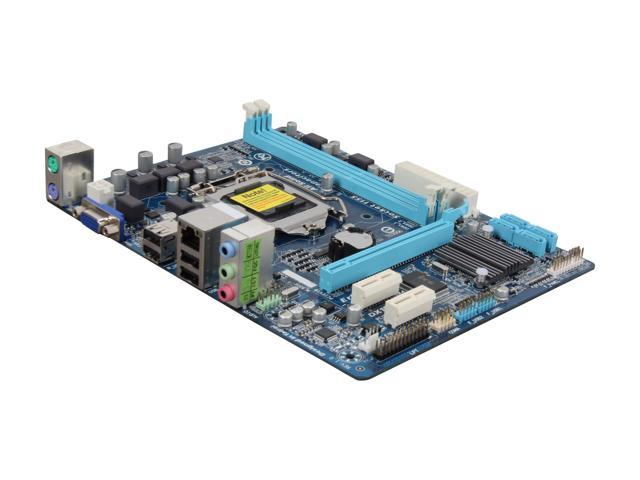 GIGABYTE GA-H61M-DS2 Micro ATX Intel Motherboard