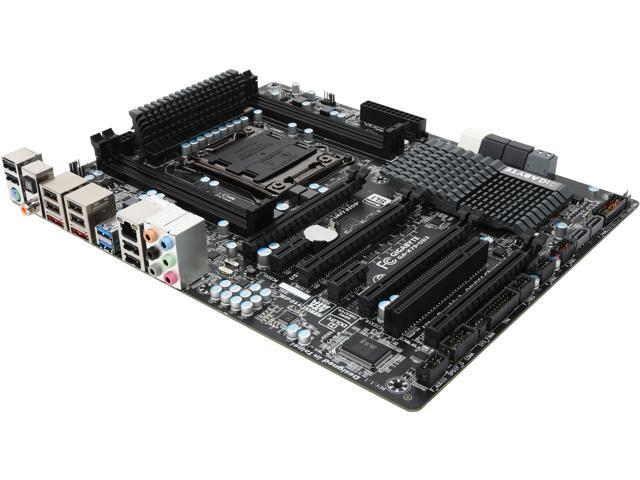 GIGABYTE GA-X79-UD3 LGA 2011 Intel X79 SATA 6Gb/s USB 3.0 ATX Intel Motherboard