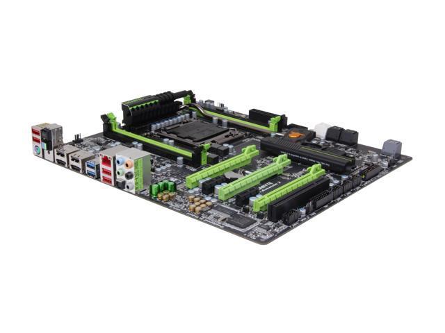 GIGABYTE G1.ASSASSIN2 LGA 2011 Intel X79 SATA 6Gb/s USB 3.0 Extended ATX Intel Motherboard