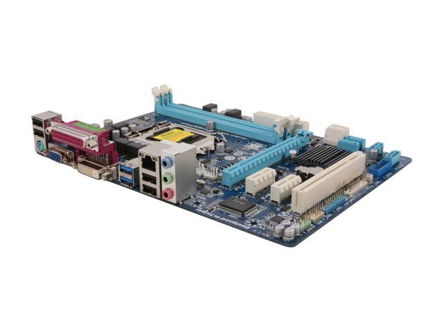 GIGABYTE GA-B75M-D3V LGA 1155 Intel B75 SATA 6Gb/s USB 3.0 Micro ATX Intel Motherboard
