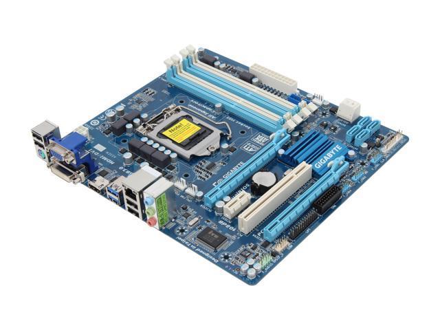 GIGABYTE GA-Z77M-D3H LGA 1155 Intel Z77 HDMI SATA 6Gb/s USB 3.0 Micro ATX Intel Motherboard