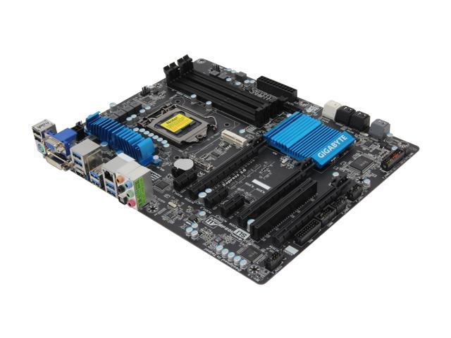GIGABYTE GA-Z77X-D3H ATX Intel Motherboard