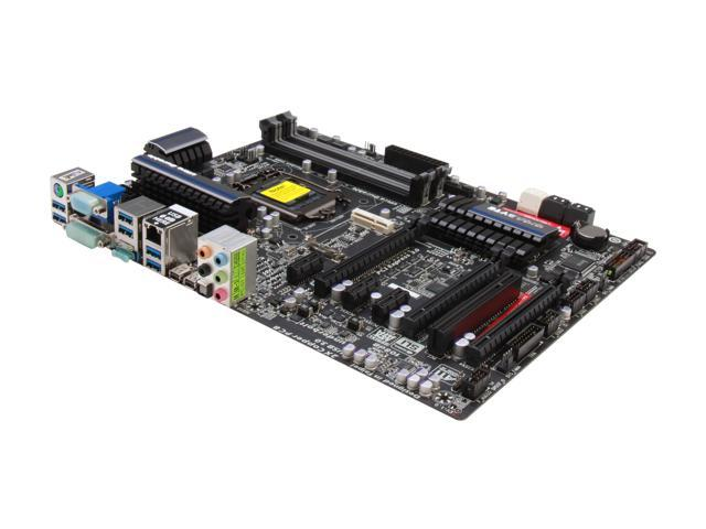 GIGABYTE GA-Z77X-UP4 TH LGA 1155 Intel Z77 HDMI SATA 6Gb/s USB 3.0 ATX Intel Motherboard with Dual Thunderbolt