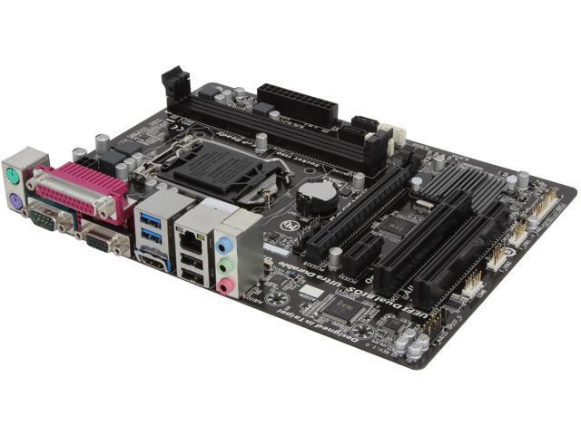 GIGABYTE GA-H81M-S2PH LGA 1150 Intel H81 HDMI SATA 6Gb/s USB 3.0 Micro ATX Intel Motherboard