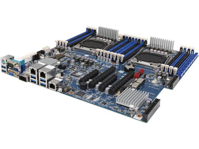 GIGABYTE MD60-SC0 E-ATX / SSI EEB Server Motherboard 2 x LGA 2011 R3
