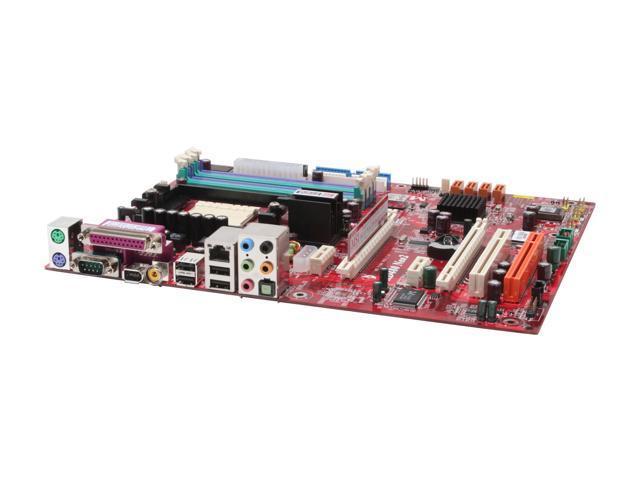 MSI RD480 Neo2-FI 939 ATI Radeon Xpress 200 CrossFire ATX AMD Motherboard