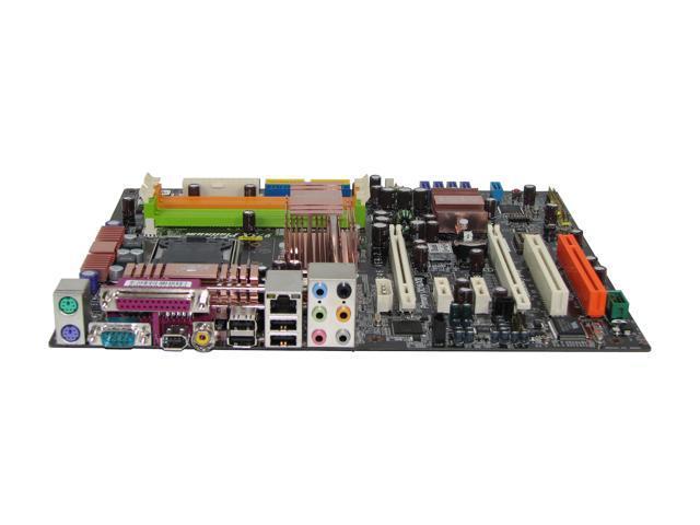 MSI 975X Platinum V.2 ATX Intel Motherboard