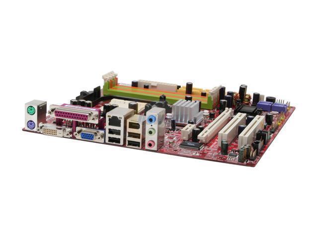 MSI K9NGM2-FID AM2 NVIDIA GeForce 6150 Micro ATX AMD Motherboard