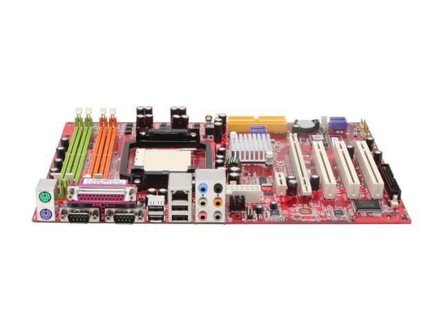 MSI K9NU Neo-V AM2 ULi M1697 ATX AMD Motherboard