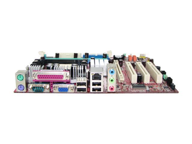 MSI K8M890M2-V 939 VIA K8M890 Micro ATX AMD Motherboard