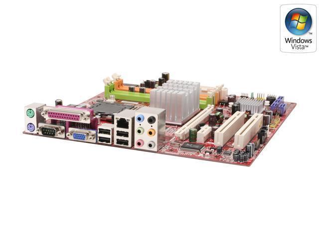 MSI G965M-F Micro ATX Intel Motherboard