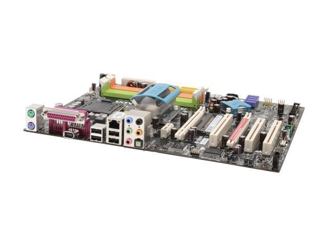 MSI P6N SLI-FI ATX Intel Motherboard