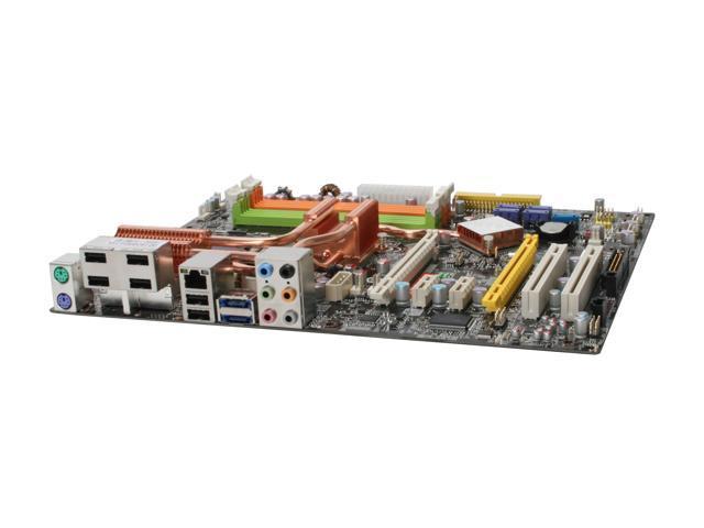 MSI P35 Neo2-FR LGA 775 Intel P35 ATX Intel Motherboard