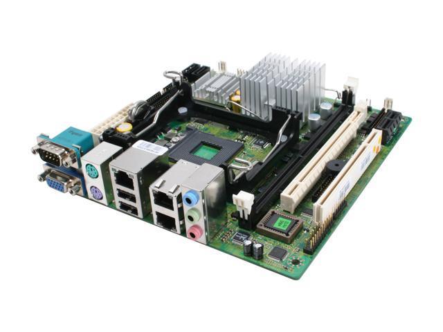MSI MS-9642 Socket M Intel 945GM Mini ITX Intel Motherboard