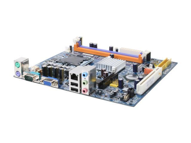 MSI P4M900-X LGA 775 VIA P4M900 Micro ATX Intel Motherboard