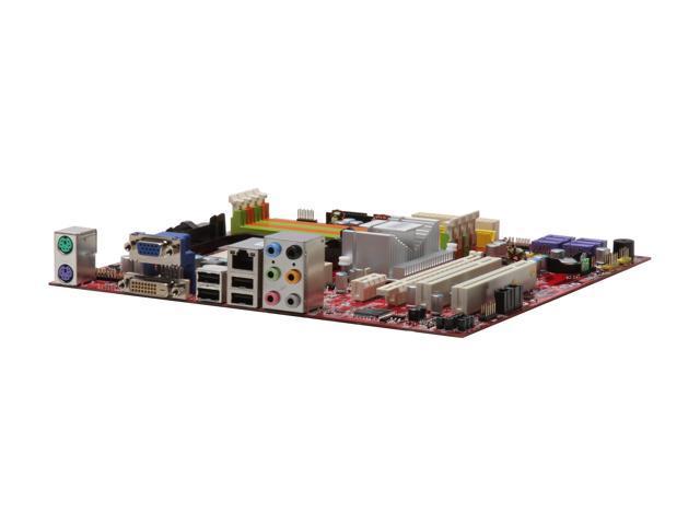 MSI K9N2GM-FD Micro ATX AMD Motherboard