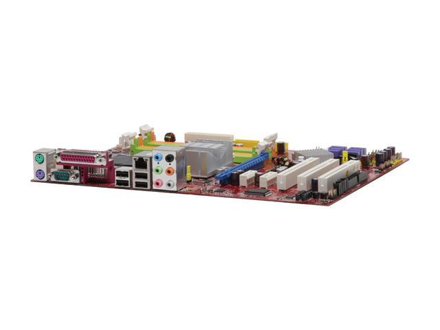 MSI P45 Neo-F LGA 775 Intel P45 ATX Intel Motherboard