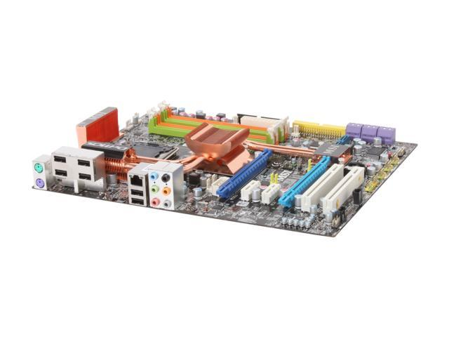 MSI P45 Neo2-FR LGA 775 Intel P45 ATX Intel Motherboard