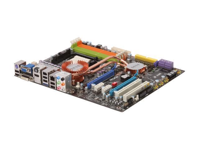 MSI DKA790GX Platinum ATX AMD Motherboard