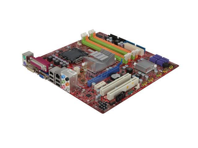 MSI G45M-FIDR Micro ATX Intel Motherboard