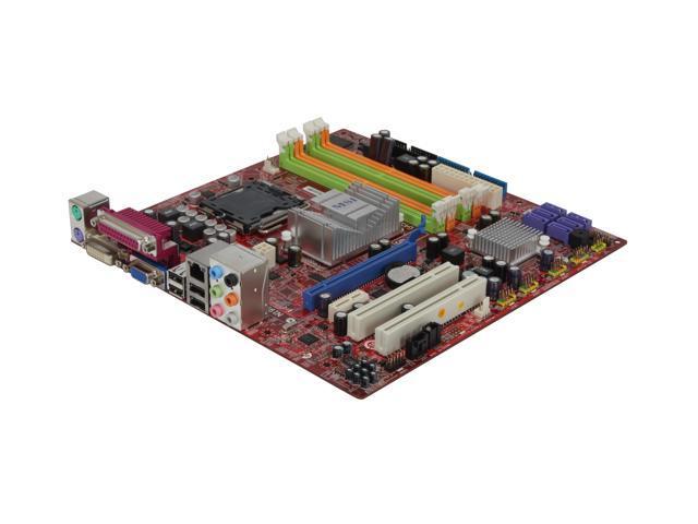 MSI G45M-FD Micro ATX Intel Motherboard
