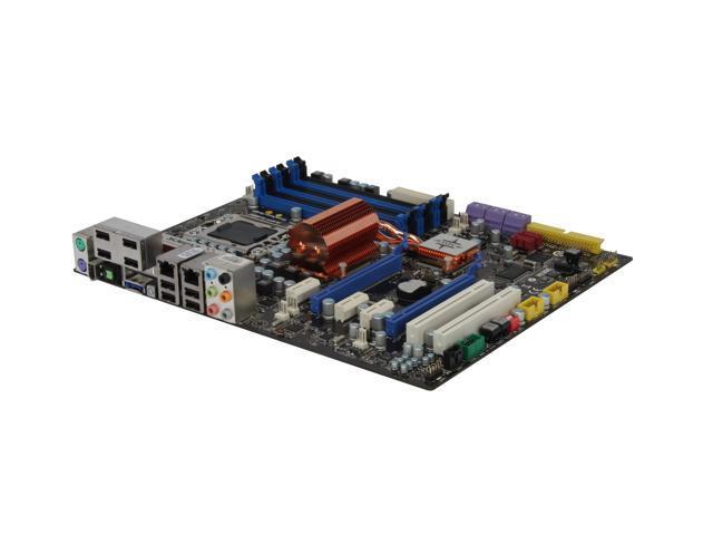 MSI X58 Platinum ATX Intel Motherboard