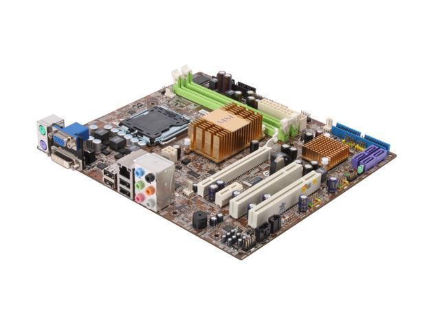 MSI G41M-FD Micro ATX Intel Motherboard