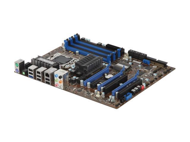 MSI X58 Pro-E LGA 1366 Intel X58 ATX Intel Motherboard