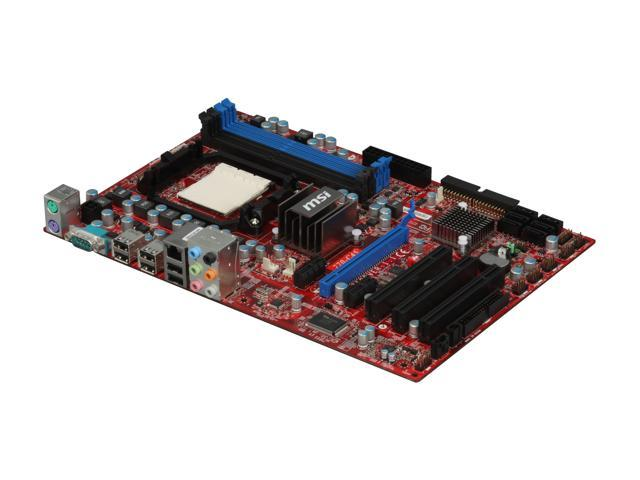MSI 770-C45 AM3 AMD 770 ATX AMD Motherboard