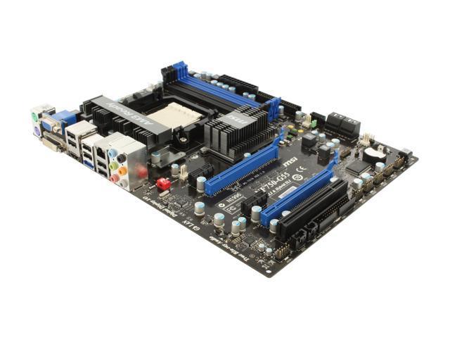 MSI NF750-G55 ATX AMD Motherboard