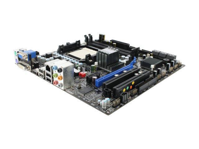 MSI 785GTM-E45 AM3/AM2+/AM2 AMD 785G HDMI Micro ATX AMD Motherboard