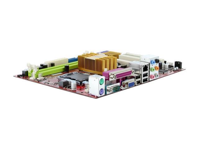 MSI G41M4-F LGA 775 Intel G41 Micro ATX Intel Motherboard