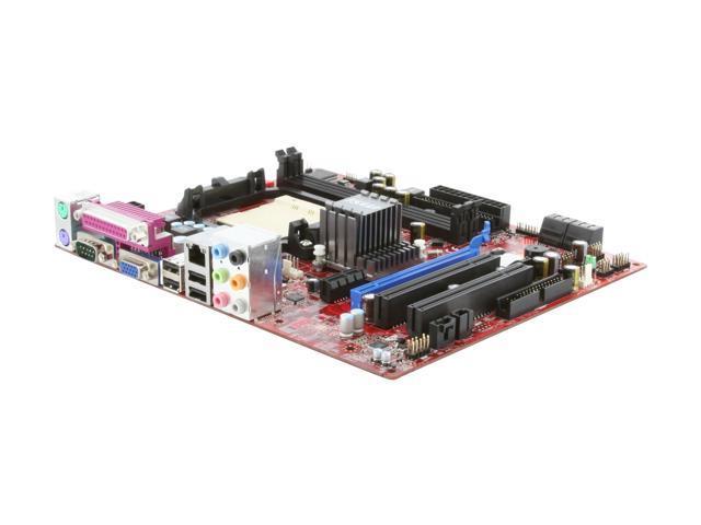 MSI GF615M-P33 AM3 NVIDIA GeForce 6150SE & nForce 430 Micro ATX AMD Motherboard