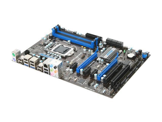 MSI P55-GD55 ATX Intel Motherboard