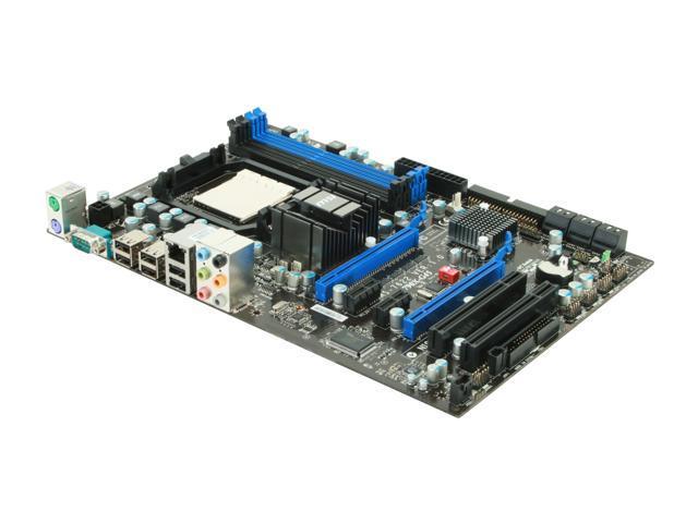 MSI 790X-G45 AM3 AMD 790X ATX AMD Motherboard