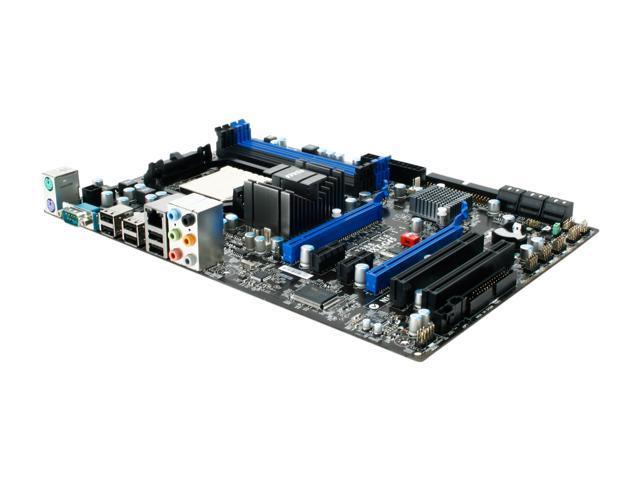 MSI 790XT-G45 AM3/AM2+/AM2 AMD 790X ATX AMD Motherboard