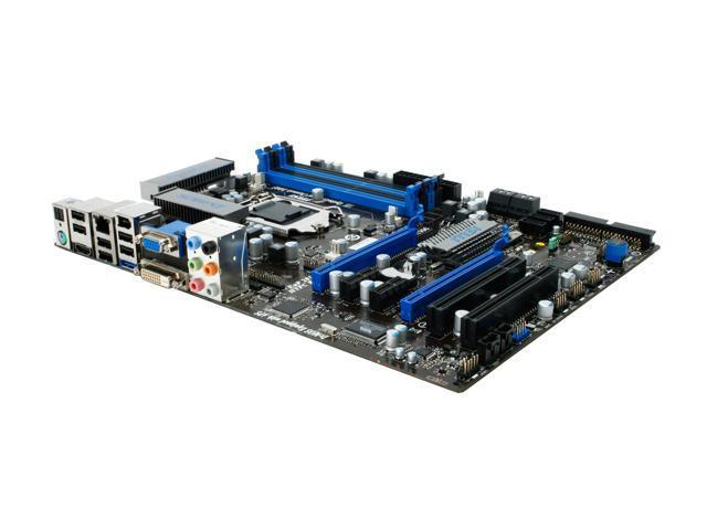 MSI H55-GD65 ATX Intel Motherboard